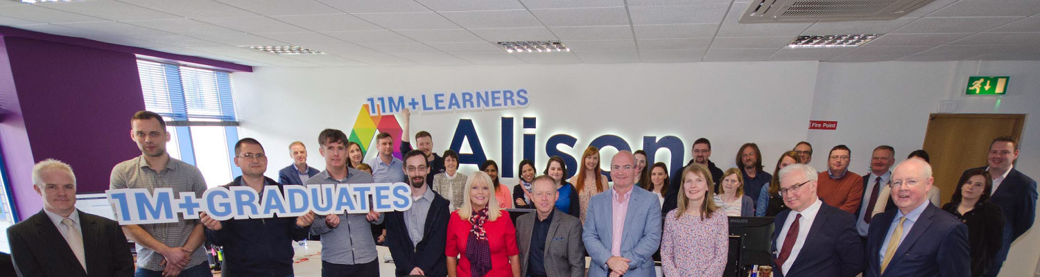 Irish-based Global Learning Platform Announces Major Jobs Expansion in Galway.